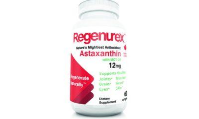 Regenurex: Natural Antioxidant-Rich Astaxanthin Supplement Safe to Try?