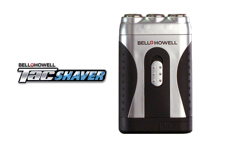 TacShaver: Electric-Like Razor Shaver for Smooth Skin, Slower Hair Growth
