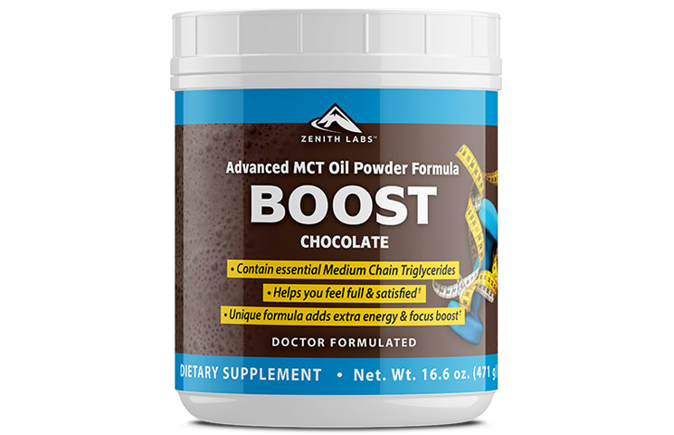 Zenith Labs MCT Oil Powder Boost: Lose Weight, Stop Sugar Cravings?
