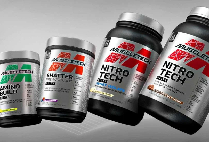 Muscletech Performance, Elite and Health and Fitness Series Supplements Debut