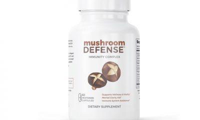 Mushroom Defense: Immunity-Boosting 10 Mushroom Complex