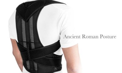Ancient Roman Posture Corrector: Relieve Bain Pain Naturally?