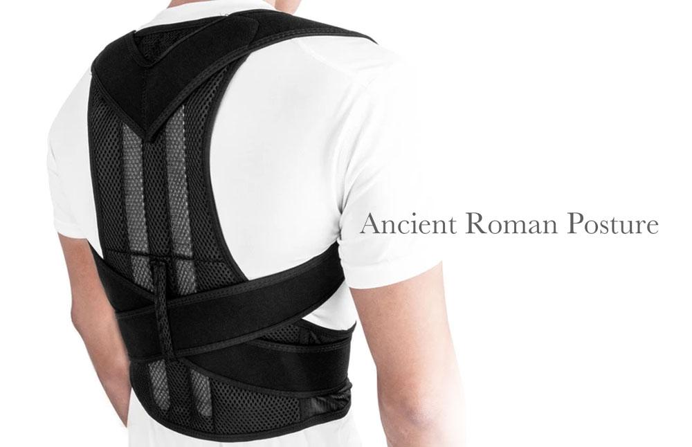 Ancient Roman Posture Corrector: Relieve Bain Pain Naturally?