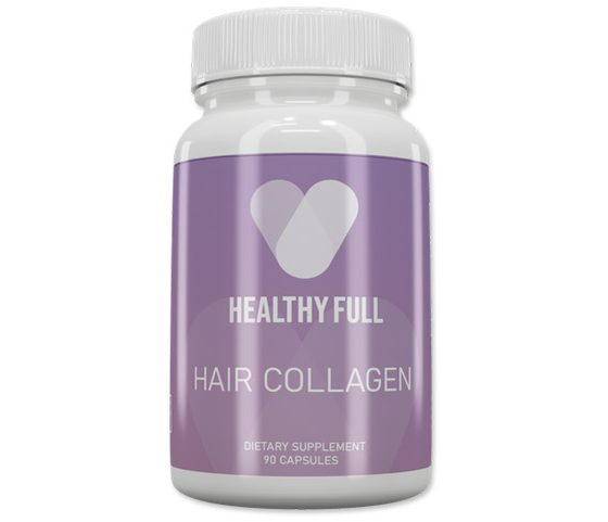 HealthyFull Hair Collagen: Advanced Scalp and Root Hair Nutrition