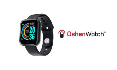 OshenWatch: Luxury All-In-One Smart Watch, Health Monitor, Phone