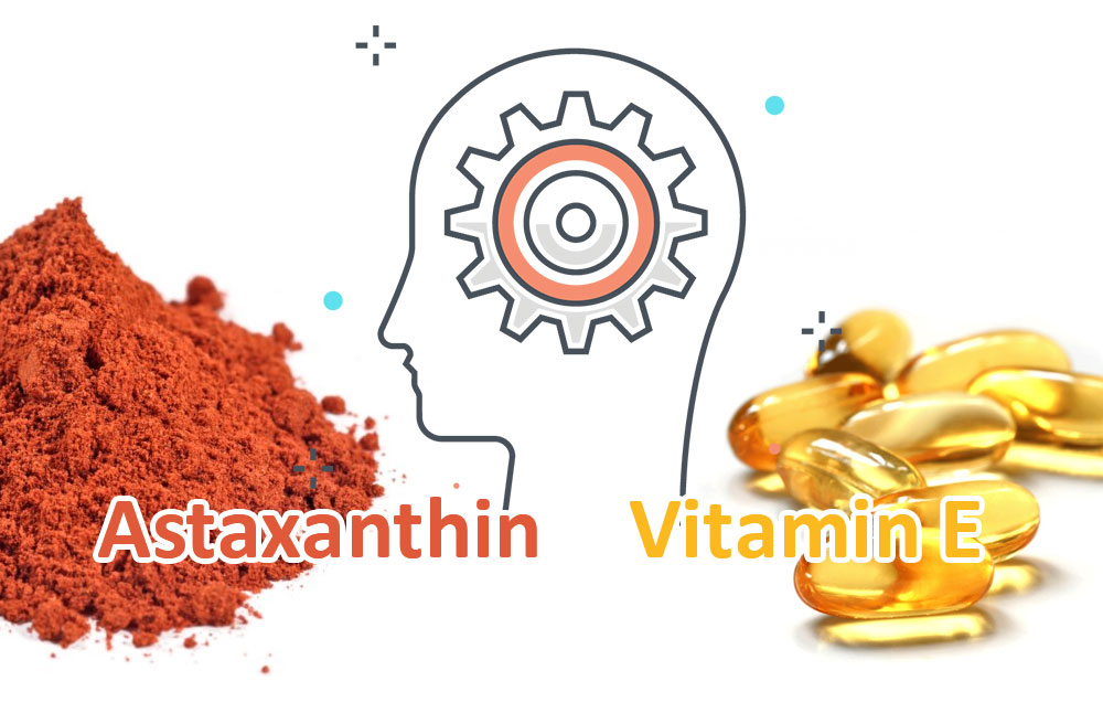 New Astaxanthin and Vitamin E Research Shows Brain Boosting Benefits