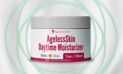 AgelessSkin Daytime Moisturizer: Skincare Cream for Ageless Benefits?