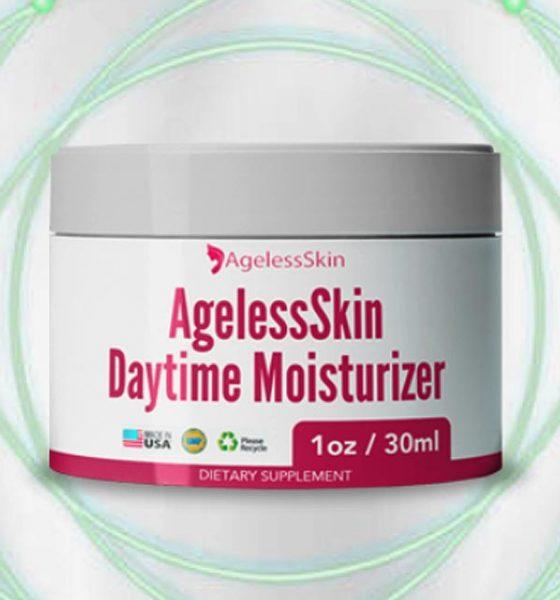 AgelessSkin Daytime Moisturizer: Skincare Cream for Ageless Benefits?