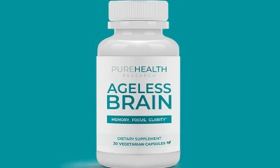 Ageless Brain Formula Reviews (2021) Legit PureHealth Research Supplement?