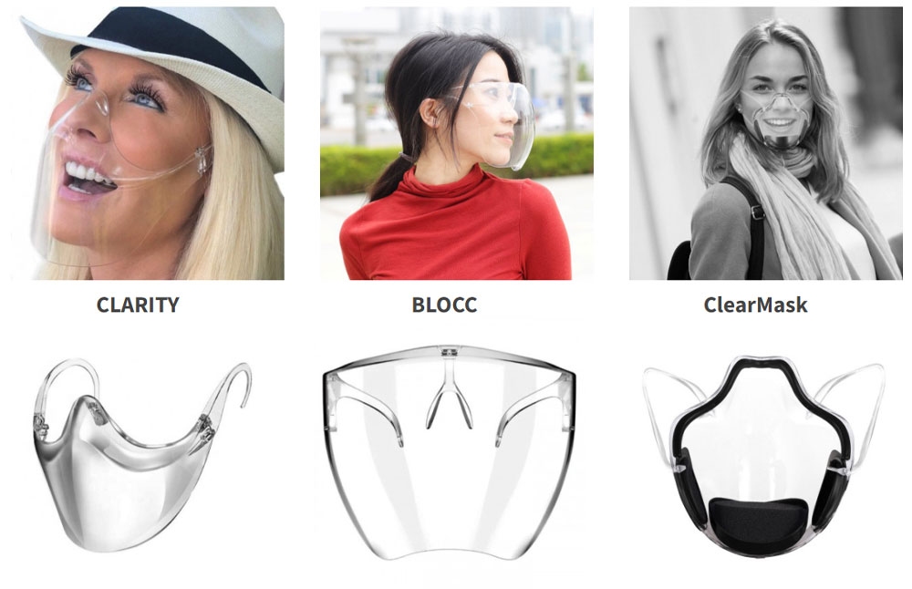 ClearShield Reviews: Transparent Face Mask Cover Protection?