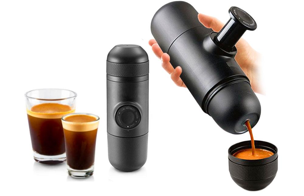 Espresso Buddy Review (2021) Ventana Portable Espresso Maker