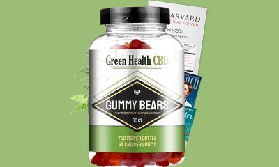 Green Health CBD Gummies Review (2021) Safe CBD Gummy Bears?