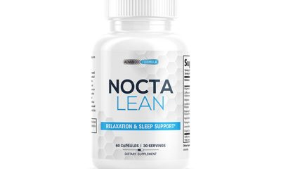 NoctaLean Reviews (2021): Real Weight Loss Sleep Supplement?