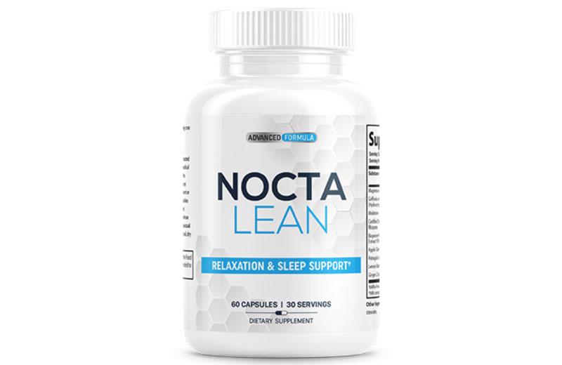 NoctaLean Reviews (2021): Real Weight Loss Sleep Supplement?