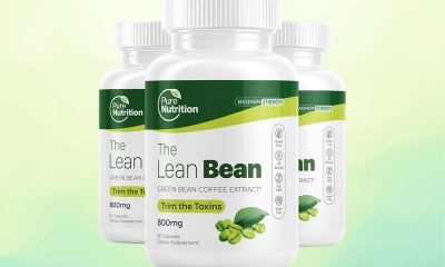 Pure Nutrition The Lean Bean Reviews (2021) - Green Coffee Extract?