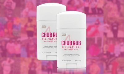 Chub Rub Reviews (2021) - Women's Natural Anti-Chafe Stick