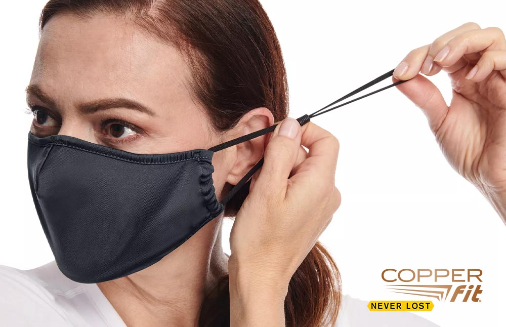 Copper-Fit-Never-Lost-Face-Mask