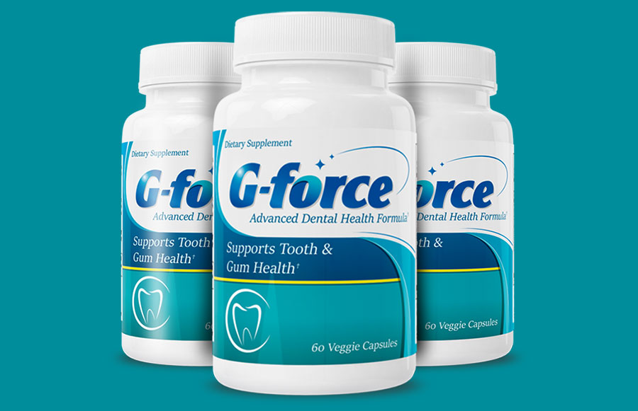 G-Force Dental Support Supplement Review - Does It Work?