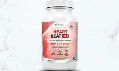 Heart Beat 911 Reviews (2021) - Legit Phytage Labs Formula?