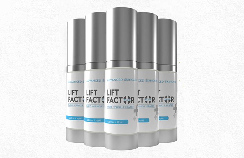Lift Factor Plus Reviews (2021) - Advanced Skincare Wrinkle Eraser
