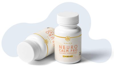 Neuro Calm Pro Reviews (2021) - Legit Nerve Aid Supplement?