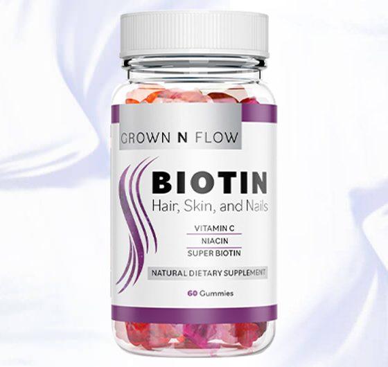 Grown N Flow Review: Is Grown-N-Flow Hair Regrowth Pill Safe?