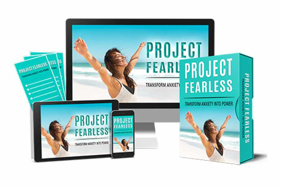 Project Fearless Review: Ronny Oosterling Anxiety Program?