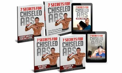 7 Secrets for Chiseled Abs Review: Jackson Bloore 6-Pack Abs