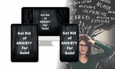 Get Rid of Anxiety for Good (Cognitive Behavioral Therapy)